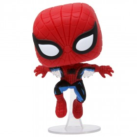 Funko POP Marvel 80th First Appearance Spider-Man (red)