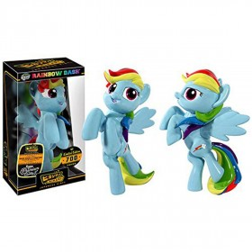 Funko Hikari Japanese Vinyl My Little Pony Rainbow Dash Limited 700 (blue)