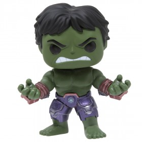Funko POP Marvel Avengers Game - Hulk Stark Tech Suit (green)