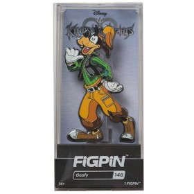 FiGPiN Kingdom Hearts Goofy #148 (green)