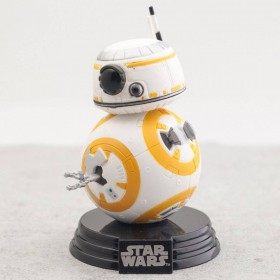 Funko POP Star Wars The Last Jedi BB-8 (white / orange)