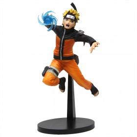 Banpresto Naruto Shippuden Vibration Stars Naruto Uzumaki Figure (orange)