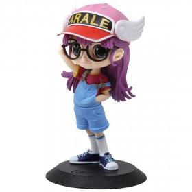 Banpresto Q Posket Dr. Slump Arale-Chan Arale Norimaki Figure - Ver. A (purple)