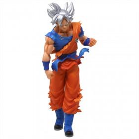 Bandai Ichiban Kuji Dragon Ball Heroes Son Goku Ultra Instinct Figure (orange)
