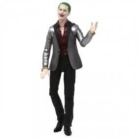 Bandai S.H.Figuarts Suicide Squad The Joker Figure (silver)