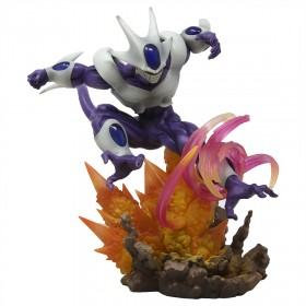 Bandai Figuarts Zero Dragon Ball Z Cooler Final Form Figure (purple)