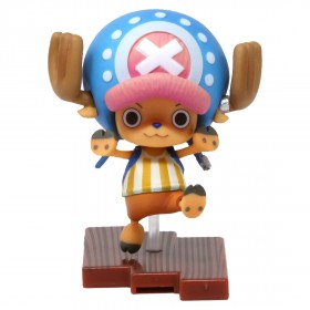 Bandai Figuarts Zero One Piece Cotton Candy Lover Chopper Figure (pink)