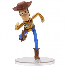 Medicom UDF Toy Story 4 Woody Ultra Detail Figure (brown)