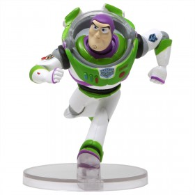 Medicom UDF Toy Story 4 Buzz Lightyear Ultra Detail Figure (white)