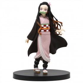 Banpresto Kimetsu no Yaiba Figure Vol. 2 B Nezuko Kamado Re-Run (pink)