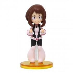 Banpresto My Hero Academia World Collectable Figure Vol. 1 - 03 Ochaco Uraraka (pink)