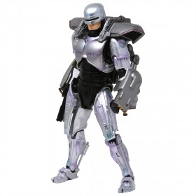 Medicom MAFEX Robocop 3 Figure (silver)