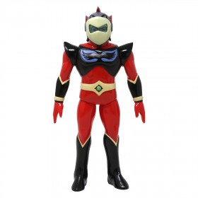 Medicom UFO Robot Grendizer Pilot Duke Fleed Sofubi Figure (red)