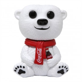 Funko POP Ad Icons Coca-Cola Polar Bear (white)