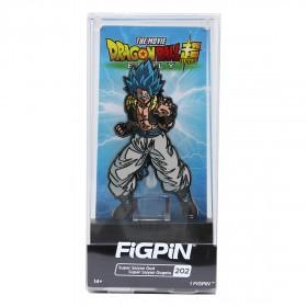 FiGPiN Dragon Ball Super Broly Movie Super Saiyan God Super Saiyan Gogeta #202 (blue)