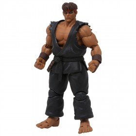 Storm Collectibles Ultra Street Fighter II The Final Challengers Evil Ryu 1/12 Action Figure (navy)