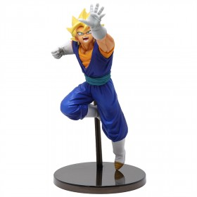Banpresto Dragon Ball Super Chosenshi Retsuden Vol. 2 Super Saiyan Vegito Figure (blue)