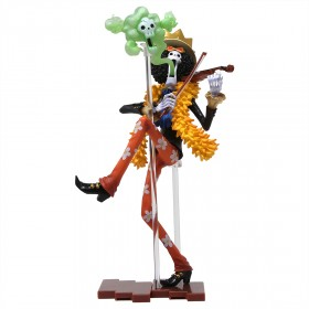 Bandai Figuarts Zero One Piece Humming Brook Figure (green)
