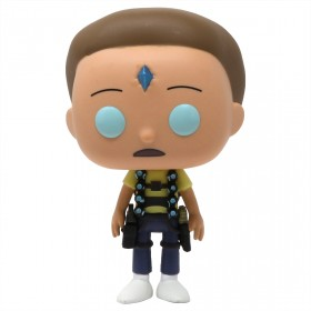 Funko POP Animation Rick And Morty Death Crystal Morty (tan)