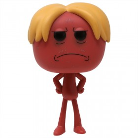 Funko POP Animation Rick And Morty Kirkland Meeseeks (red)