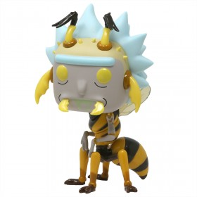 Funko POP Animation Rick And Morty Wasp Rick (yellow)