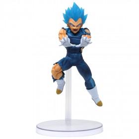 Bandai Ichiban Kuji Dragon Ball Super Saiyan God SS Vegeta Figure (blue)