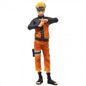 Banpresto Naruto Shippuden Grandista Nero Uzumaki Naruto Figure (orange)