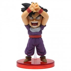 Banpresto Dragon Ball Legends Collab World Collectable Figure Vol 1 - 05 Son Gohan (purple)