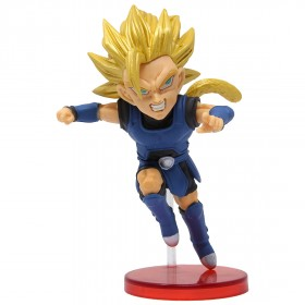 Banpresto Dragon Ball Legends Collab World Collectable Figure Vol 1 - 01 Super Saiyan Shallot (blue)