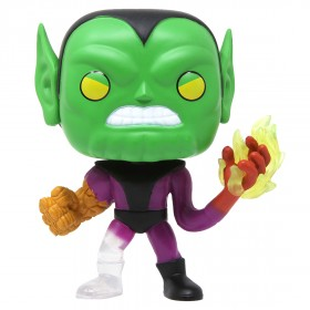 Funko POP Marvel Fantastic Four Super-Skrull (green)
