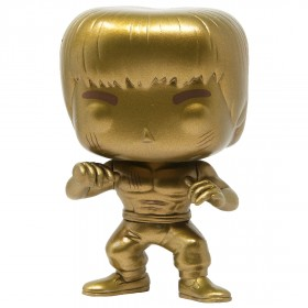 BAIT Exclusive x Funko POP Movies Battle Damaged Bruce Lee (gold)
