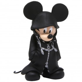 Medicom UDF Kingdom Hearts King Mickey Ultra Detail Figure (black)
