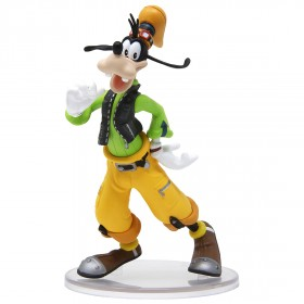 Medicom UDF Kingdom Hearts Goofy Ultra Detail Figure (yellow)