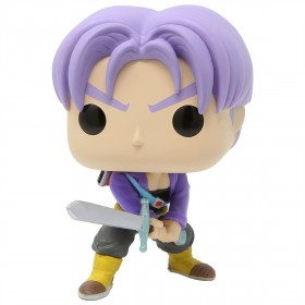 Funko POP Animation Dragon Ball Z Trunks (purple)