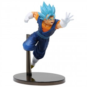Banpresto Dragon Ball Super Chosenshi Retsuden Vol. 5 Super Saiyan Blue Vegito Figure (blue)