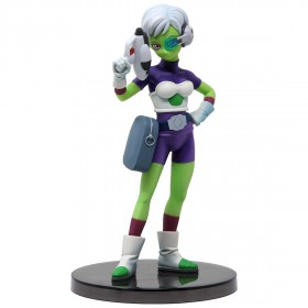 Banpresto Dragon Ball Super Banpresto World Figure Colosseum 2 Special Cheelai Figure (green)