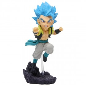 Banpresto Dragon Ball Super World Collectable Diorama Vol. 4 - D Super Saiyan Blue Gogeta (blue)