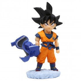 Banpresto Dragon Ball Super World Collectable Diorama Vol. 4 - A Son Goku (orange)