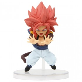 Bandai Dragon Ball Super Dragon Ball Adverge Motion 3 - Super Saiyan 4 Gogeta (red)