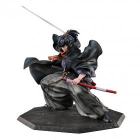 PREORDER - MegaHouse Fate/Grand Order Assassin Okada Izo Figure (black)