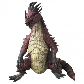 CCP Monster Hunter Lao-Shan Lung Figure (red)
