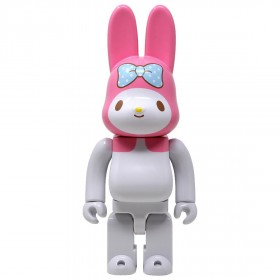 Medicom My Melody 400% Rabbrick Figure (pink)
