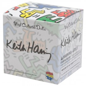 Medicom Mini VCD Keith Haring Figure - 1 Blind Box