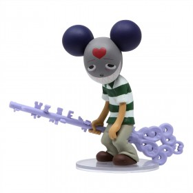 Medicom UDF Studio Chizu Series 2 Summer Wars Kenji Ultra Detail Figure (gray)