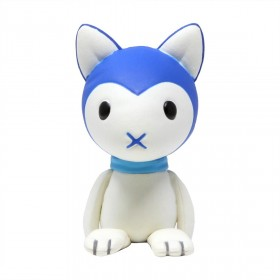 Medicom UDF Studio Chizu Series 2 Wolf Children Ame Plush Ultra Detail Figure (blue)