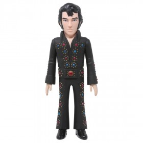 Medicom VCD Elvis Presley Black Costume Ver. Figure (black)