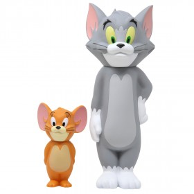 Medicom VCD Tom And Jerry Figures (gray / brown)