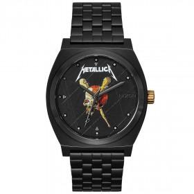 Nixon x Metallica Time Teller Watch - Pushead (black)