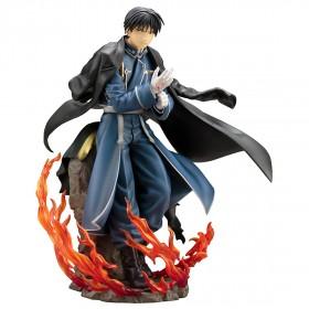 Kotobukiya ARTFX J Fullmetal Alchemist Roy Mustang Staute Re-Run (blue)