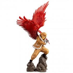 PREORDER - Kotobukiya ARTFX J My Hero Academia Hawks Statue With Bonus Face Part (tan)